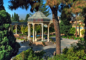 La tomba di Hafez