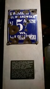 United States Holocaust Museum, Warsaw