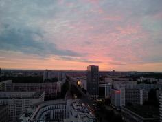 Alba su Berlino
