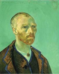Autoritratto (dedicato a Paul Gauguin) - Vincent Van Gogh - 1888 - Harvard Art Museum, USA - Fonte: arteworld.it