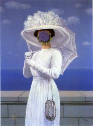 La grande guerra - René Magritte - 1964 - Collezione privata - Fonte: tuttomagritte.altervista.org