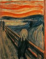 L'urlo - Edvard Munch - 1893 - Galleria nazionale, Oslo - Galleria nazionale, Oslo