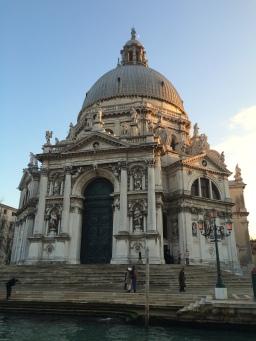Basilica di Santa Maria della Salute, di Rachele Bassan