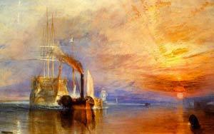 William Turner, The fighting Téméraire
