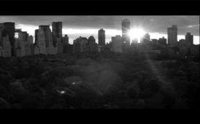 """Alcune immagini dalla sequenza iniziale di """"Manhattan"""" (1979)"""