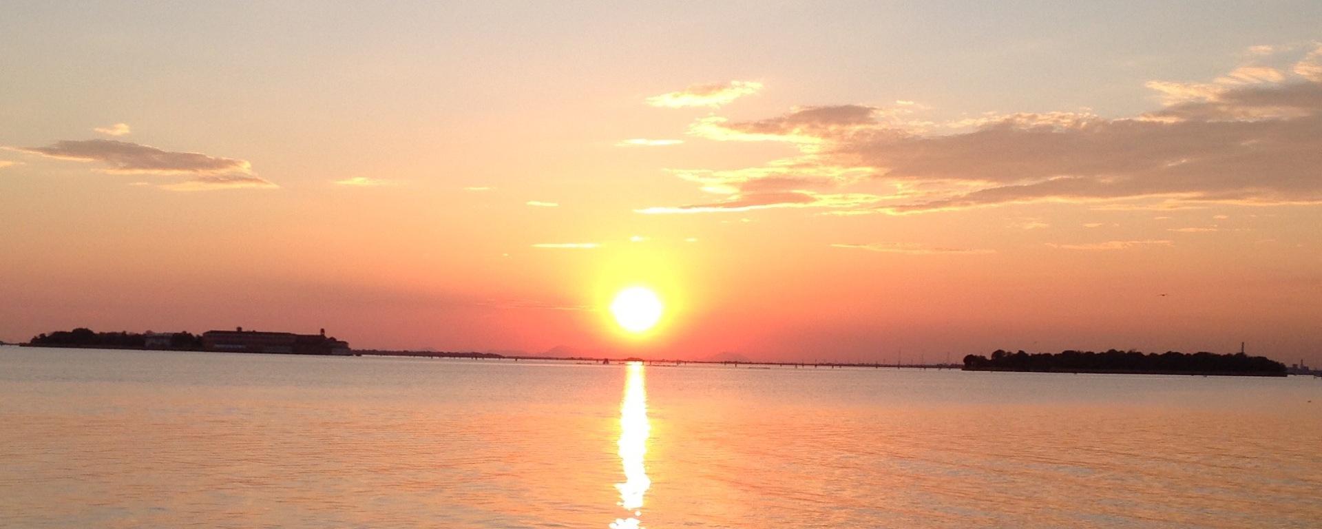 tramonto-laguna