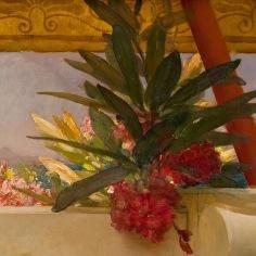 "Sir Frederic Leighton (1830-1895), ""Flaming June"" (1895) - particolare, Museo de Arte de Ponce, Portorico"