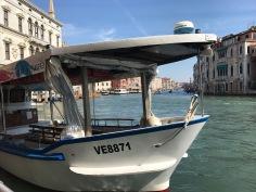 Sestante barca elettrica