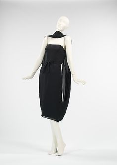 Abito da cocktail, 1955 Metropolitan Museum of Art, New York