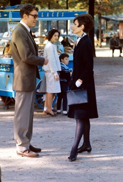 """Peter O'Toole e Audrey Hepburn in """"Come rubare un milione di dollari e vivere felici"""" (1966)"""
