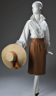 Blusa Bettina alla retrospettiva del Museo Thyssen-Bornemisza (2014)