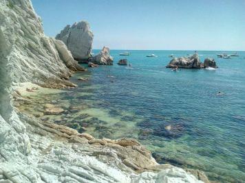 Spiaggia delle Due Sorelle, Sirolo (AN)