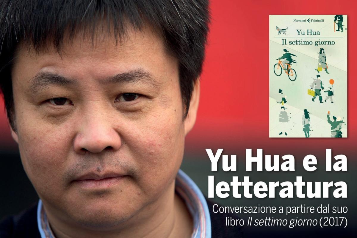 Yu Hua a Ca'Foscari