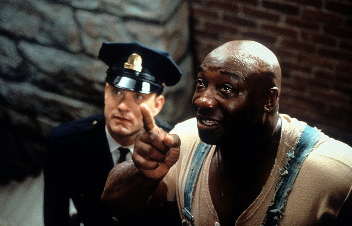 "The underlying symbolism in Stephen King's ""The Green Mile"""